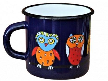 1455 mug with an owl