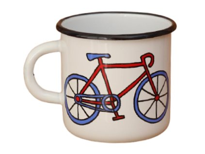 2025 white mug with bikes