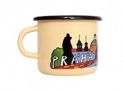 Smaltovaný hrnek Praha 11 removebg preview