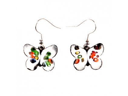 494 butterfly earrings