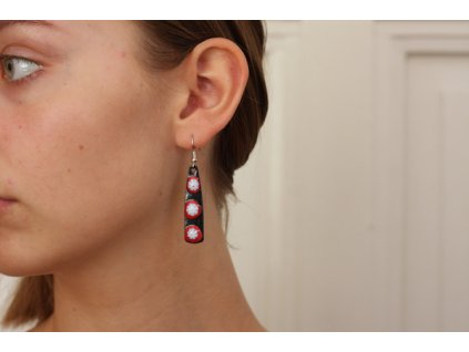 578 abstract earrings