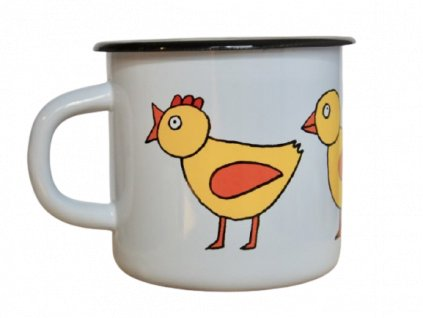62 mug with chick