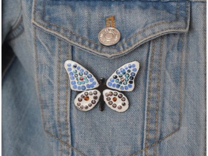 701 brooch butterfly