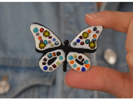 716 brooch butterfly