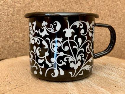 Mug - lace pattern