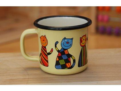 Hrnek - kočka / Mug - cat