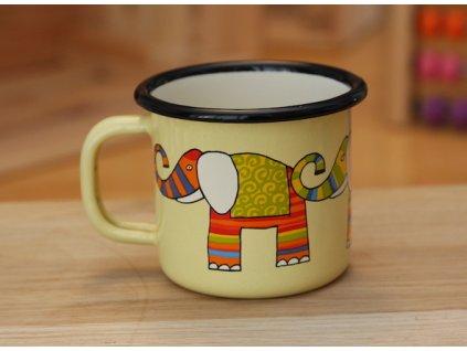 Hrnek - slon/ Mug - elephant