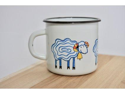 89 4 mug with sheep