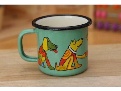 Hrneček se psem / Mug with dog