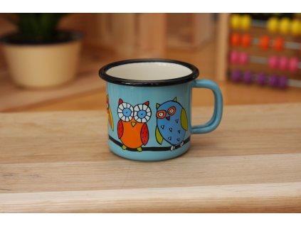 Hrneček se sovou / Mug with owl