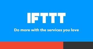 Tipy pro použití IFTTT