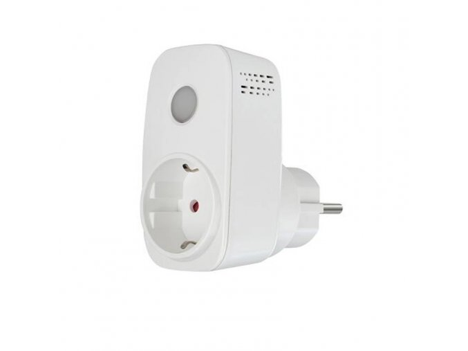 BroadLink SP3s měřením spotřeby energie  chytrá wifi zásuvka s měřením spotřeby elektrické energie online