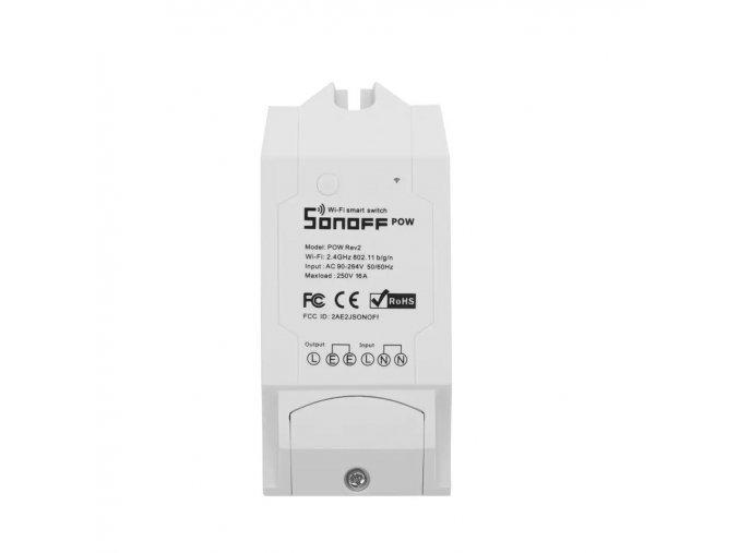 Sonoff Pow R2  wifi spínač s měřením spotřeby energie