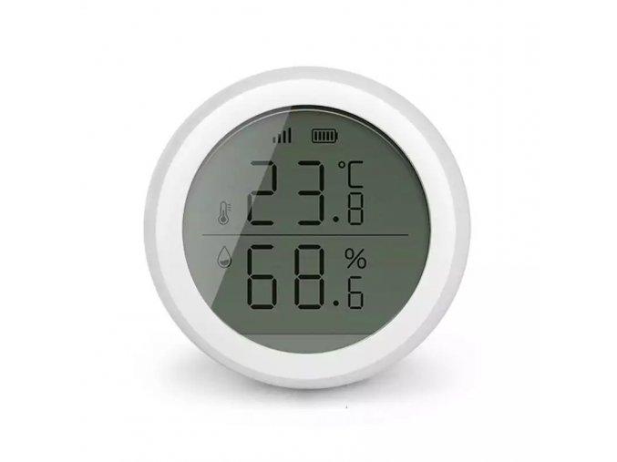 Zigbee čidlo teploty a vlhkosti  zigbee čidlo teploty a vlhkosti