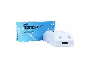 Sonoff RF  chytrý spínač s možností RF 433 ovládání