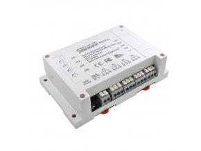 Sonoff 4CH PRO R2  wifi spínač pro 4 zařízení ovládaný aplikací nebo dálkovým RF ovladačem