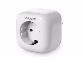 Koogeek chytrá zásuvka  podporuje Apple Homekit