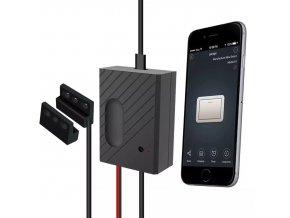 Otvírač garážových vrat  wifi otvírač vrat s magnetickým čidlem stavu