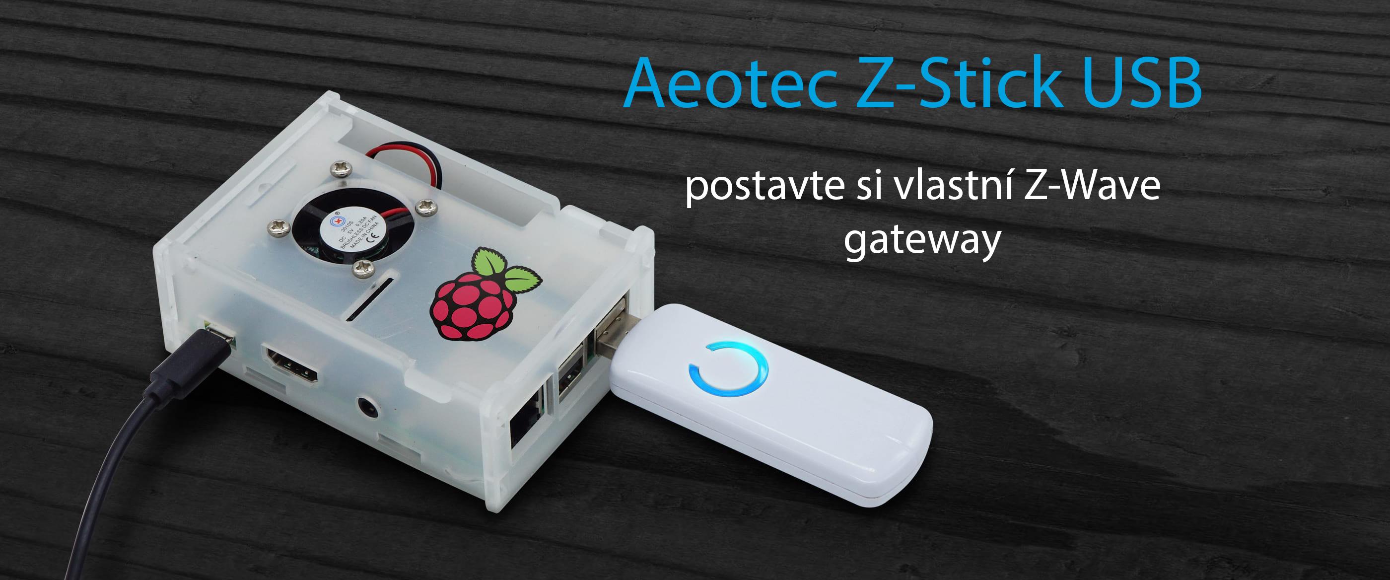 Aeotec Z-Stick USB