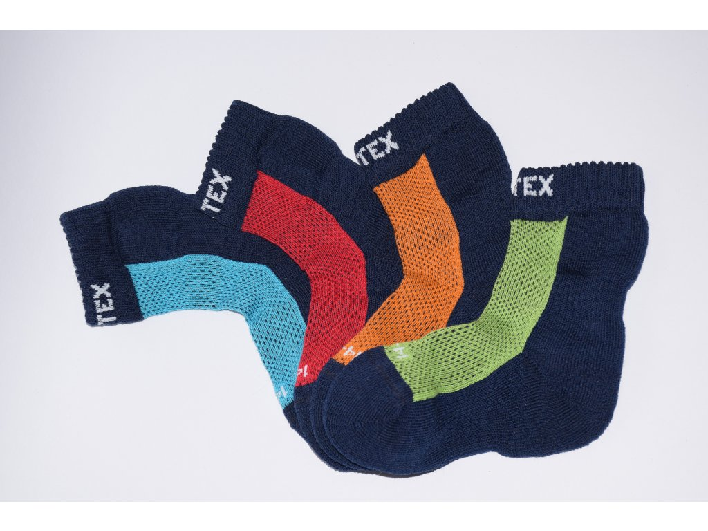 Surtex ponožky JARO PODZIM 80% merino dětské - Smart Barefoot 8c9b3f9e04