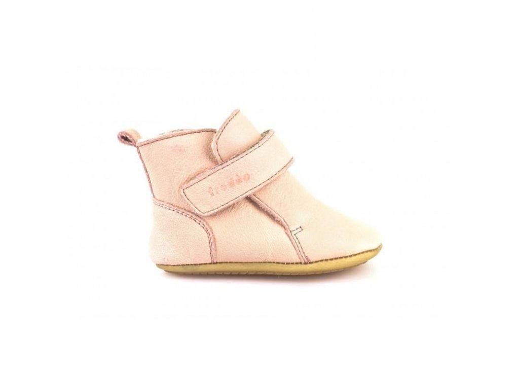 Froddo Prewalkers zimní s vlnou růžové - Smart Barefoot b2c0f624e9