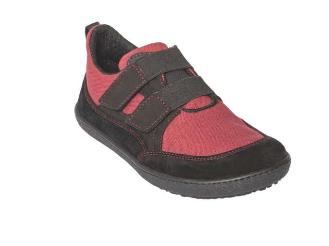 Sole Runner Puck red