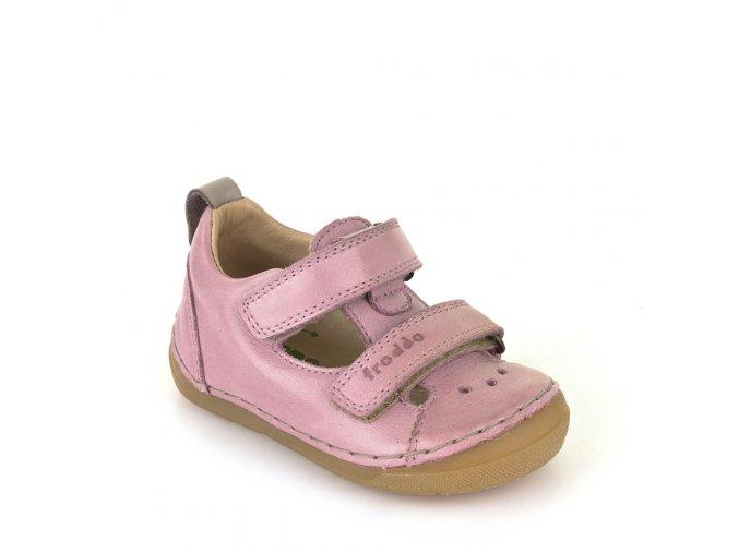 froddo flexi sandal2 pink