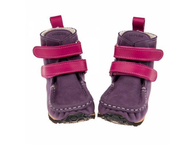 zeazoo yeti purple fuchsia