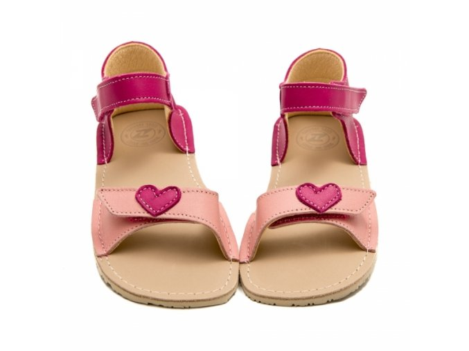 zeazoo ariel pink heart