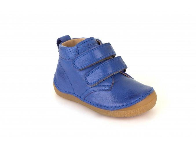 Froddo kotníčkové suchý zip zářivě modré