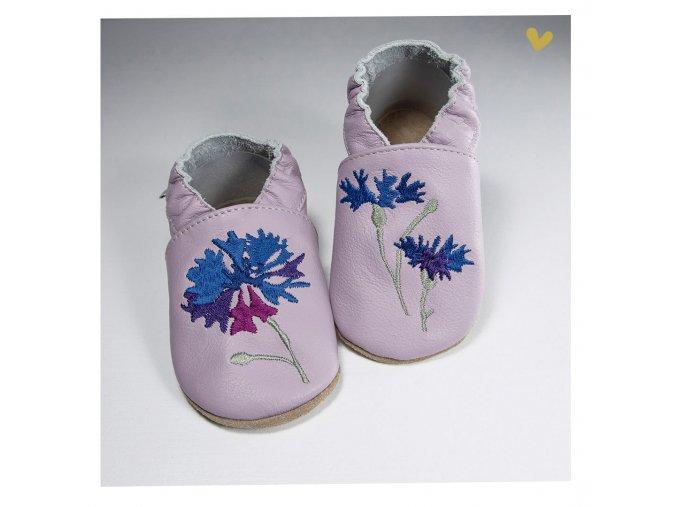 babice capacky lila chrpa