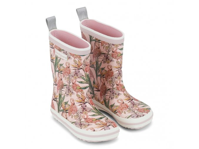 bundgaard boots rose flaminco