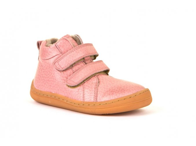 froddo barefoot zimni kotnickove pink