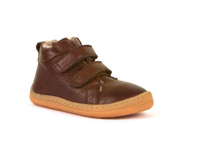 froddo barefoot zimni kotnickove brown