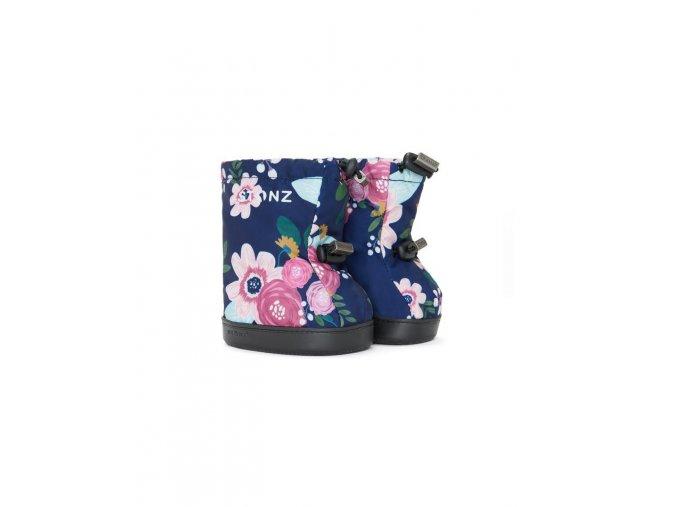 stonz toddler booties wildflower