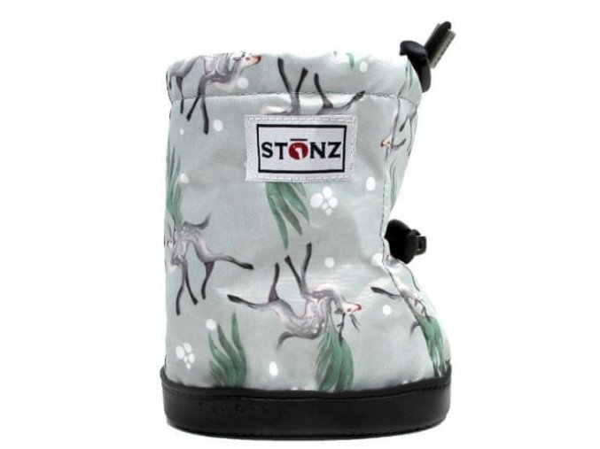 stonz toddler booties magic deer