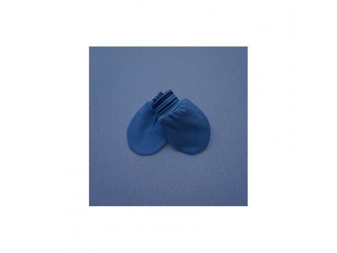 rukavice kojenecke modre