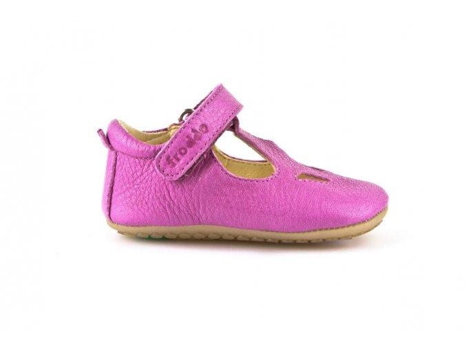 froddo prewalkers sandal fuchsia