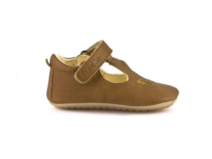 froddo prewalkers sandal cognac