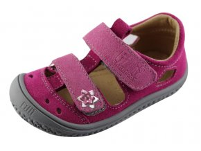 filii sandal M pink grau