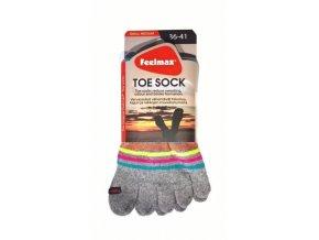 toe socks basic