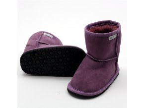 zeazoo boots purple
