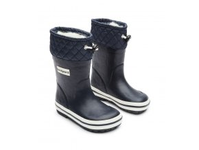 bundgaard sailor boots winter navy