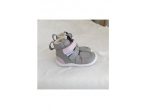 2082 baby bare shoes febo winter grey pink