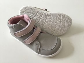 baby bare febo fall grey pink