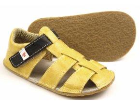 ef sandalky zlute1