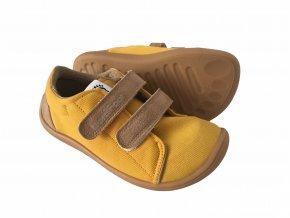 bar3foot tenisky zlute