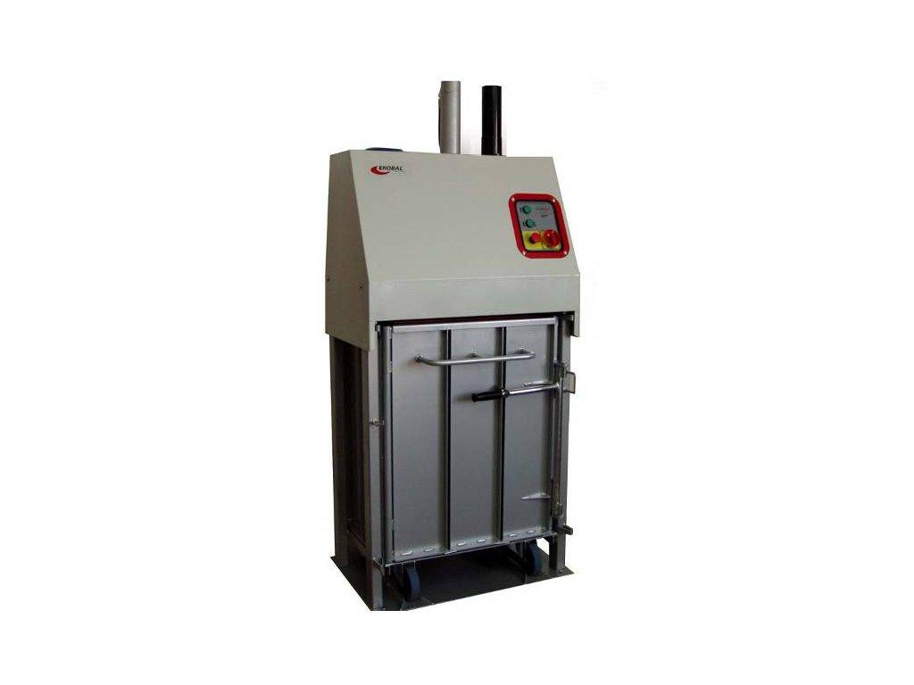 EKOPACK 50 - hydraulický lis na papír