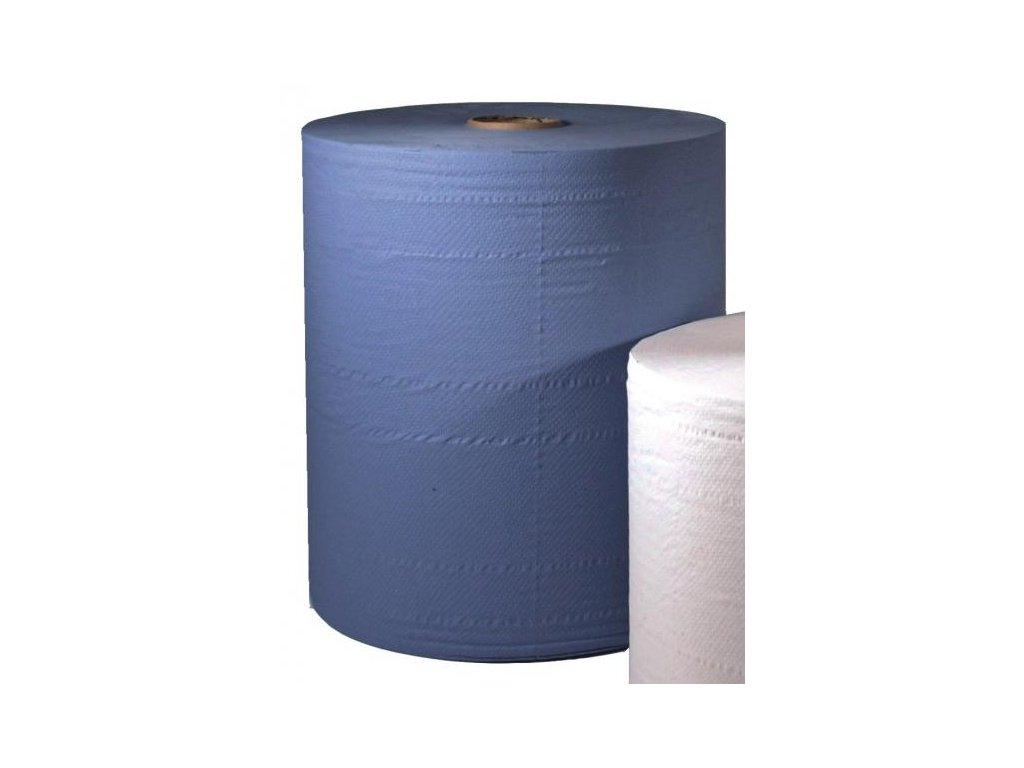 Finixa 3-vrstvý čisticí papír - modrý 370mm x 370mm 1000ks