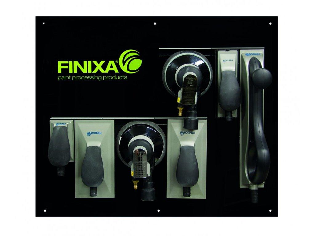 Finixa Organizér brusného vybavení 690mm x 580 mm